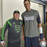 Not too long ago Miguel Herrera and Tom Brady were hanging out. Theyve seen better days. (via @MiguelHerreraDT) http://t.co/YqSw3xH8EH