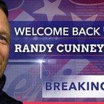 BREAKING: Randy Cunneyworth Named #Amerks Head Coach >> (http://t.co/hi19DJHFKw) #WelcomeBackCunney http://t.co/dvDciEEpfd
