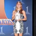 The fans choice for 2015 Girls Track Athlete of the Year is Summit Prep/NCA's Claire Workman. #1Awards http://t.co/6lSPmzAMfP