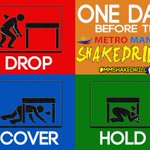 1 day before #MMShakeDrill. Be ready at 10:30 AM tomorrow! Check out http://t.co/d1PQLbmij5 for more details. http://t.co/xzr6Z8SL4N