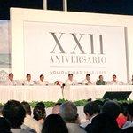 En marcha sesión pública solemne del cabildo de #Solidaridad #XXIIAniversario #Conalep http://t.co/wKB3URRmdD