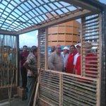 Comité organizador cuida cada detalle de la @ExpoBolivar de cara a la gran inauguración #BolívarPotencia http://t.co/ltyjRlRMOg