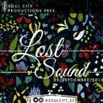 @SoulCity_EC pres. #LostSound  Fecha : 5 de Septiembre  Más info: @devinisai @YJorgeAlvarez_ 🚀 http://t.co/6ILWjw2dbM