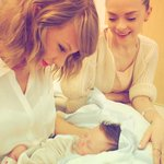@taylorswift13 The way she looked the baby!!! OMG😍😍😍😍😍😍😍😍😍😍😍 http://t.co/Om5bTADUU1