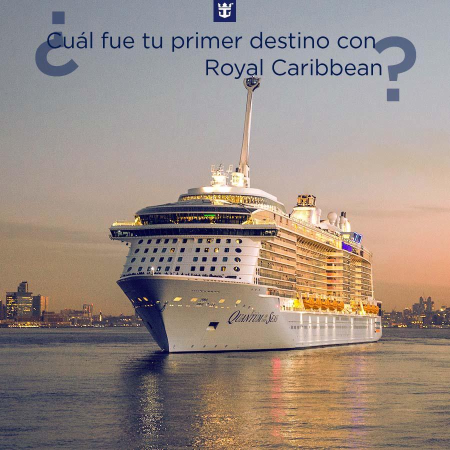 Olvidar tu primer viaje en crucero es una tarea imposible. http://t.co/RlofrQEgXq