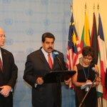 #Venezuela exigió ante la ONU respeto al Acuerdo de Ginebra para resolver diferendo con Guyana http://t.co/K4yFVIHSOO http://t.co/BJ4DZvCOnW