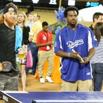.@LAKings, @LAClippers to join @Dodgers at @ClaytonKersh22 3rd annual PingPong4Purpose event: http://t.co/nZQn2Z7mWN http://t.co/LzXnDIYExM