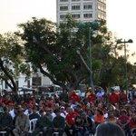 Vamos a regalarle a Chávez una victoria contundente el próximo 6 de Diciembre para seguir construyendo la Patria. http://t.co/KKmNVa0sse