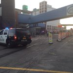 BREAKING:  CSX train and tractor trailer collide at General Mills Plant in #Buffalo @WKBW http://t.co/kGwP2batSy
