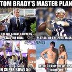 Tom Bradys Masterplan http://t.co/9rBxx2HUuc