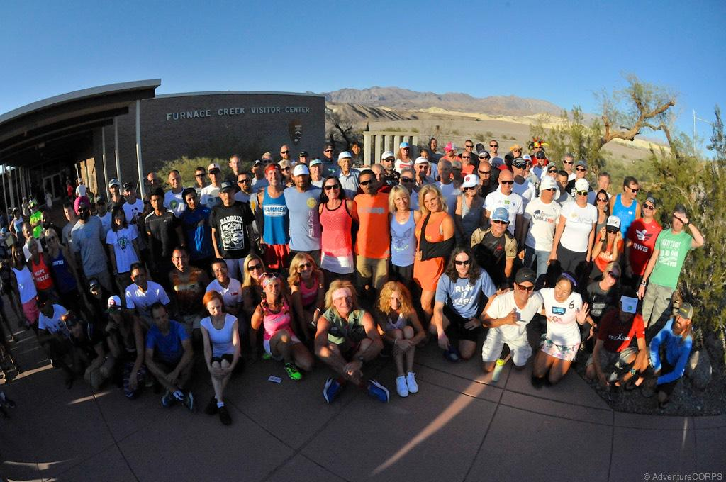Behold! The 97 racers in the @Nutrimatix Badwater 135 in @DeathValleyNPS #worldstoughest http://t.co/XXVJ19eIMf http://t.co/wnmF68BucY