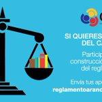 El @Ces_ec analizará mañana el #ReglamentoArancelesYa! Conócelo y aporta: http://t.co/R4nNTQGkKA. En agosto aprobamos http://t.co/tmHJpt2Lx2