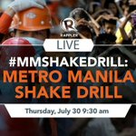 Bookmark this page! All you need to know: #MMShakeDrill http://t.co/RZWeyMs6Ej http://t.co/TkeC0Dsosu