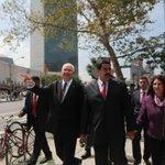.@NicolasMaduro y @ConCiliaFlores a su regreso de la ONU: ¡Misión cumplida en New York! http://t.co/jcbjkx6v0G http://t.co/y2iohmJNNd