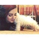 O rosto dela demonstra o quanto ela o amava ???? #RIPBuddy http://t.co/ODlsRCN6hM