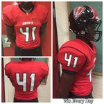 New Home and Road Uniforms this year! This is our new Red Home Jersey. #WinEveryDay #knightswag http://t.co/vj6oYU2ooc