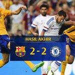 HASIL AKHIR: Chelsea 2 Barcelona 2. Adu penalti 4-2 untuk Chelsea. #CFCTour #CFCIndo http://t.co/lmtK9muE3G