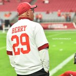 Eric Berry cleared for #ChiefsCamp? THAT is #BerryStrong.  Welcome back. @BruceArians & the #AZCardinals salute you! http://t.co/aSNRSA3iws