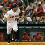 No problems in Houston. Astros pile on runs to beat Angels, 10-5. HOU & LAA are now tied for AL West lead. http://t.co/UZCLqDQfMU