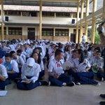 11.37 WIB Binmas @restadepok berikan penyuluhan tentang Kenakalan Remaja di SMA 4 Depok.@TMCPoldaMetro http://t.co/UxjwKiSSUF