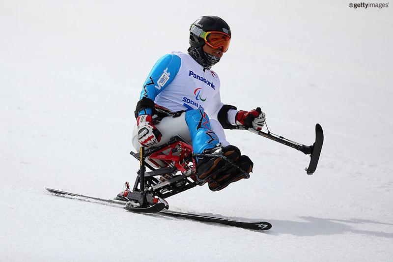 #패럴림픽#알파인스키 경기는 여...