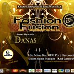 Turn up n Party with DANAS (@kingdanas) on the 15/08/2015,Gate is free and free cocktail for every1 #fashionfusion. http://t.co/eblWx3CpKN