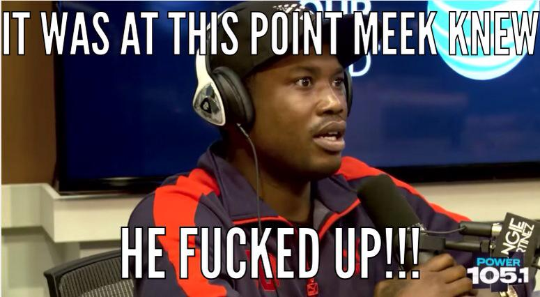 """#BackToBack """"Back to Back"""" got meek looking like he's on a one way trip to the morgue"""
