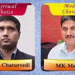 2 officers(Sanjeev & Meena) One gets MagsasayAward & Other got court notice. One is AKs choice & Second Modis! http://t.co/com6vGqVO1