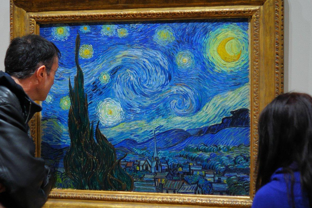 Hoy, en el 125º aniversario de su muerte, es el día perfecto para visitar el Museo Vincent Van Gogh de #Ámsterdam http://t.co/9XFII3GGMQ