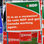 Election lawn signs @MichaelBabad would love to see http://t.co/YtsRbj4fz6 #cdnecon #cdnpoli From @reportonbusiness http://t.co/W2JItaFvvP