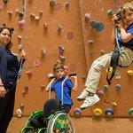 Tientallen gehandicapte kinderen gaan binnenkort de 112 meter hoge Domtoren in Utrecht op http://t.co/JNVOx0UUq7 http://t.co/TyEh6YDlDm