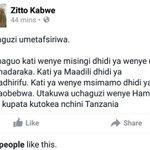 Kiongozi wa chama kanena http://t.co/YHMdbT6JLB