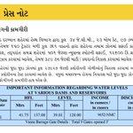 Press Note - 3 #Ahmedabad #AhmedabadRain @RjDhvanit @BJP_Ahmedabad http://t.co/ihbe8ENovi
