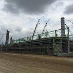 """@ManMundra: Building worlds largest Fertilizer plant here in Nigeria. Proud and happy !!! http://t.co/esGJmJVO3j"""