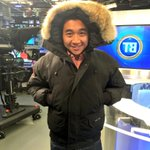 Watch @BTtoronto to find out why @WinstonSih had to wear his WINTER PARKA on this the hottest day of the year. http://t.co/eeHHD6KgQZ