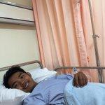 """get wells ""@Dodit_Mulyanto: Guys doain aku ya, ayok kamu yg sakit cepetan sembuh ya. Love you :* http://t.co/lOBRow8AkE"""