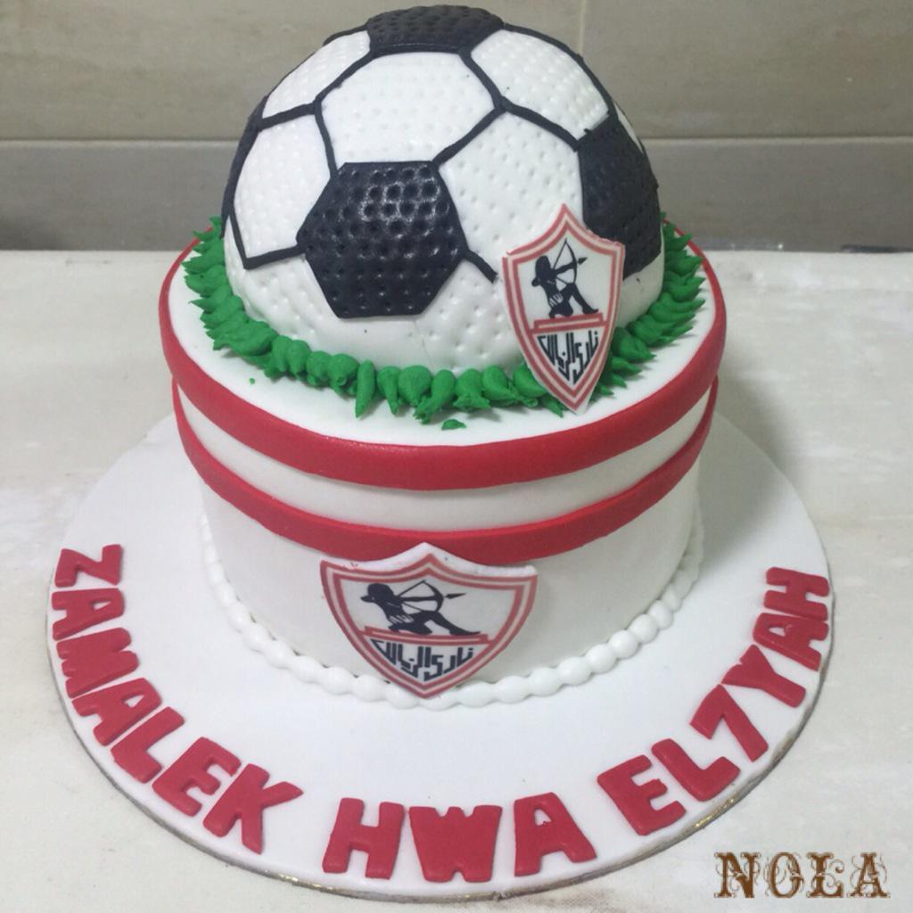 NOLA would like to congratulate Zamalek on winning the league! #NOLACupcakes #zamalek #yumminess #catering http://t.co/7kXYjWUf4f