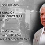 Gente pidiendo cadena de oración por el #MamoContreras para que siga pagando. Hoy sumó nueva condena sumando 529 años http://t.co/LzSWu8uujD