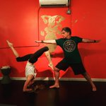 Back to basics with Splattfinger in NYC - Ishta Yoga