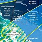 Guyana publica en gaceta oficial sus coordenadas marítimas http://t.co/HFwVsQ7PbE http://t.co/9WRDv6mLdq