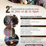 Desde el 31 de julio al 2 de agosto,no te puedes perder la 2° Feria de Invierno en Santa Barbara! :D :D @Sernatur http://t.co/XR6c0kcYVi