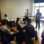 #Poland MP @JarosMichal meets with @IRIglobal #YPLS participants to share Polish election experience @Platforma_org http://t.co/qJOuylpIiG