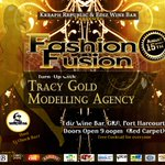 Turn up wit Tracy gold n her models @edizwinebar on d 15/08/2015,Gate is free n free cocktail 4 every1 #fashionfusion http://t.co/PANFuWAT44