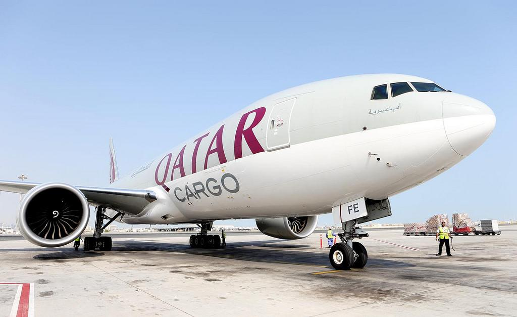 QatarAirways Cargo launches customized on-board courier service. Read more at