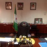 Stay tuned at 8:15 pm tonight as Malam Nasir @elrufai makes his first state broadcast. http://t.co/QY3Njc3TcP