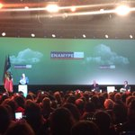 Presidenta Bachelet asiste al XV Encuentro Anual de Microempresarios ENAPYME 2015 #AgendaPdta http://t.co/Oxxqn1bRpo