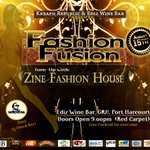 Turn up wit Zine Fashion House @edizwinebar on d 15/08/2015,Gate is free n free cocktail for every1 #fashionfusion. http://t.co/aCe6kBG5di