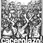 #Cacerolazo HOY 21 horas! #NO+ ⚠Perdimos la paciencia!⚠ #BullaContraLaDelincuencia http://t.co/gXyCXEwaV4