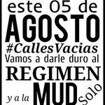 #ecuador puede, #venezuela PUEDE!! Que comience la caida del reg.de #Maduro.#ParoNacional  #5ag Quedate en tu casa! http://t.co/T6v8XYOtLk