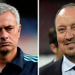 """One thing is certain. Benitez wont do better than me."" The best of Mourinho v Benitez quotes http://t.co/VemFGGSLHz http://t.co/QZabG4LZ5O"